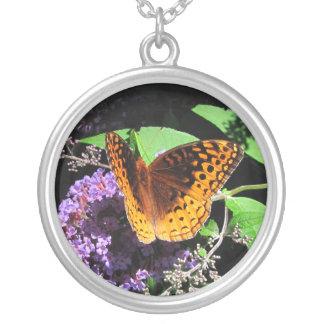 Spangled Fritillary ~ necklace