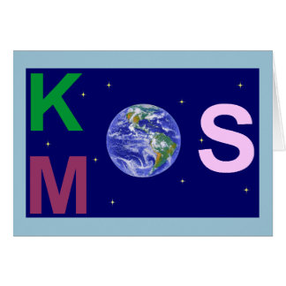 Spangled Kosmos Card