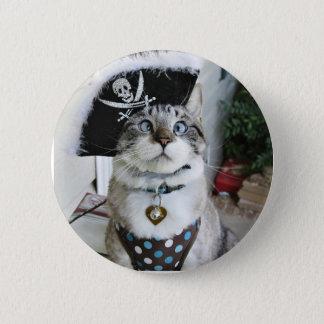 "Spangles says ""Aye Aye Captain!"" Button"