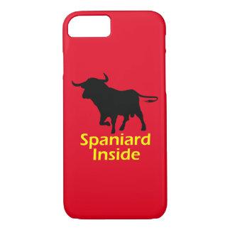 Spaniard Bull iPhone 8/7 Case