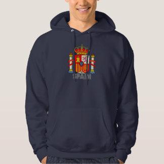 Spaniard Emblem Hooded Sweatshirt