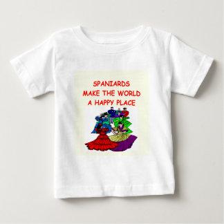 spaniards baby T-Shirt
