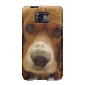 Spaniel Breed Samsung Galaxy Case Galaxy SII Covers