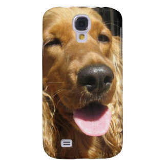 Spaniel Dog iPhone 3G Case Samsung Galaxy S4 Case