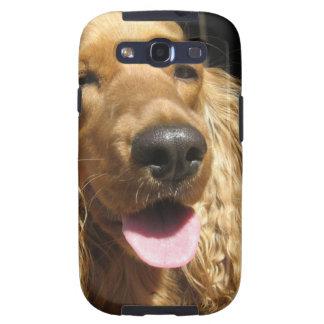 Spaniel Dog  Samsung Galaxy Case Galaxy S3 Cases