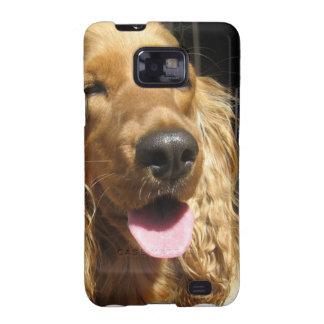 Spaniel Dog  Samsung Galaxy Case Galaxy S2 Cases