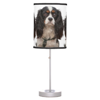 SPANIEL TABLE LAMPS
