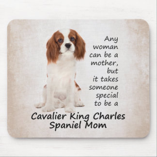 Spaniel Mom Mouse Pad