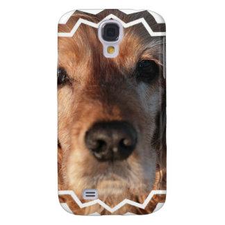 Spaniel Puppy iPhone 3G Case Galaxy S4 Cases