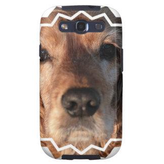 Spaniel Puppy  Samsung Galaxy Case Galaxy SIII Case