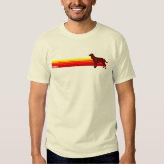 Spaniel With Stripes-Shirt T-Shirt