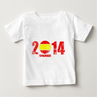 spanien_2014.png infant t-shirt