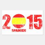 spanien_2015.png rectangular pegatina