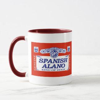 Spanish Alano Mug