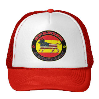 Spanish American Bull Trucker Hat