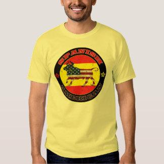 Spanish American Bull Tshirt