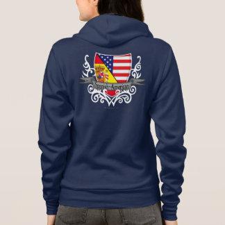 Spanish-American Shield Flag Hoodie