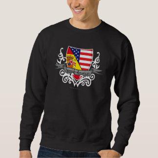Spanish-American Shield Flag Sweatshirt