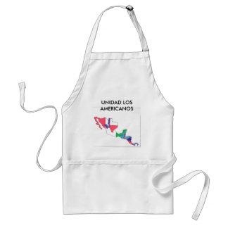 Spanish apron