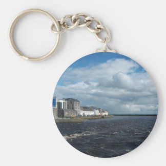 Spanish Arch and Long Walk, Galway. Keychain