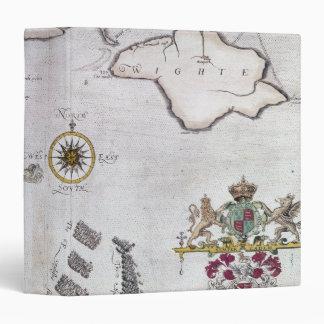 SPANISH ARMADA, 1588 2 3 RING BINDER