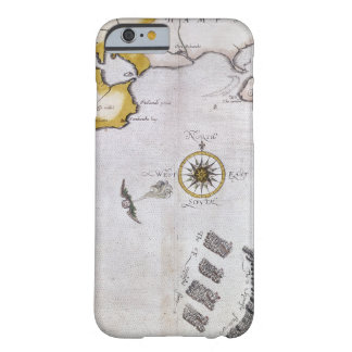 SPANISH ARMADA, 1588 2 BARELY THERE iPhone 6 CASE