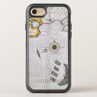 SPANISH ARMADA, 1588 2 OtterBox SYMMETRY iPhone 7 CASE