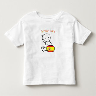 Spanish Baby Shirt