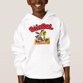 Spanish Baseball Sweatshirt- Homer & Slugger Hoodie