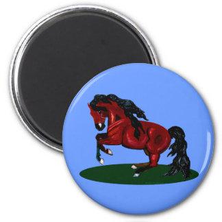 Spanish Bay Horse Magnet