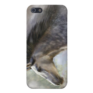 Spanish Beauty-Horse Art Case for iPhone 4