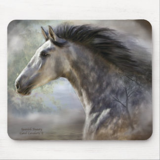 Spanish Beauty Mousepad