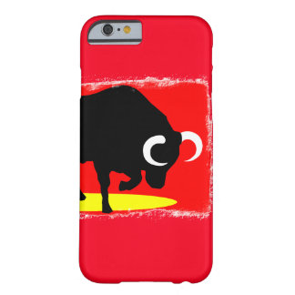 Spanish Bull Barely There iPhone 6 Case