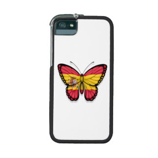Spanish Butterfly Flag iPhone 5/5S Covers