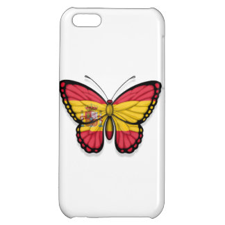 Spanish Butterfly Flag iPhone 5C Cover