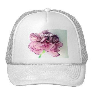 Spanish Carnations Trucker Hat