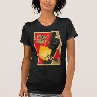 Spanish Civil War Anarchist / Facism Rare Poster T-Shirt