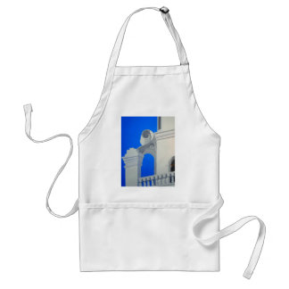 Spanish Colonial Architecture Adult Apron