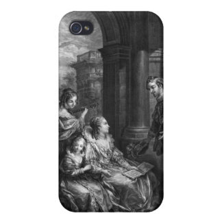 Spanish conversation cases for iPhone 4