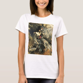 Spanish Dancer at the Rouge T-shirt