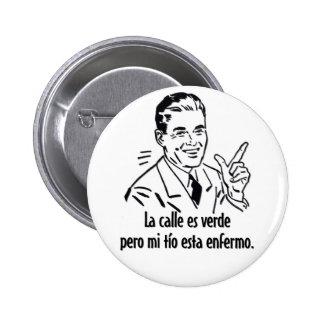 Spanish Declaration Button