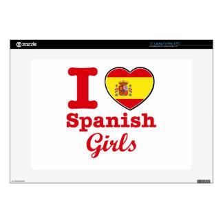 Spanish design laptop skins