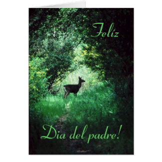 Spanish: Dia del Padre/ Father's day Card