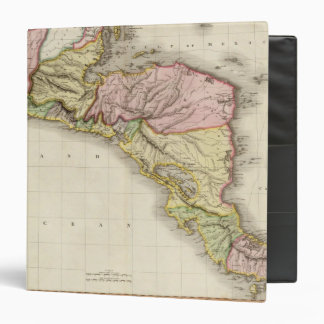 Spanish dominions in North America, southern part Vinyl Binders