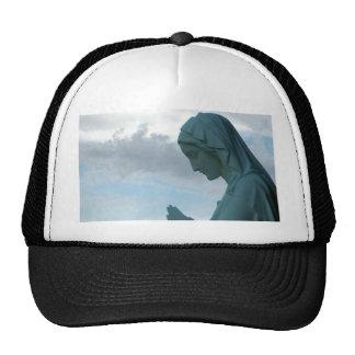 Spanish First Communion Invitation. Lady Praying Trucker Hat