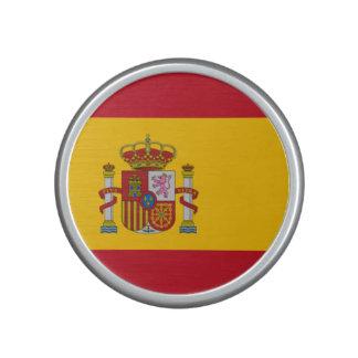 Spanish flag bluetooth speaker