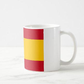 Spanish Flag Coffee Mug