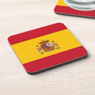 Spanish Flag Coasters