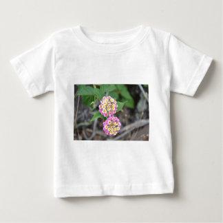 Spanish Flag Lantana Camara Baby T-Shirt
