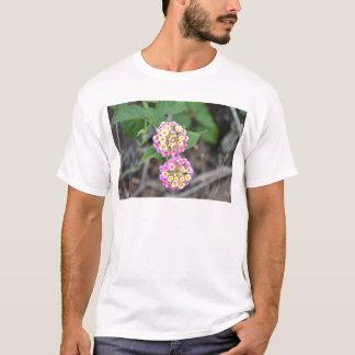 Spanish Flag Lantana Camara T-Shirt